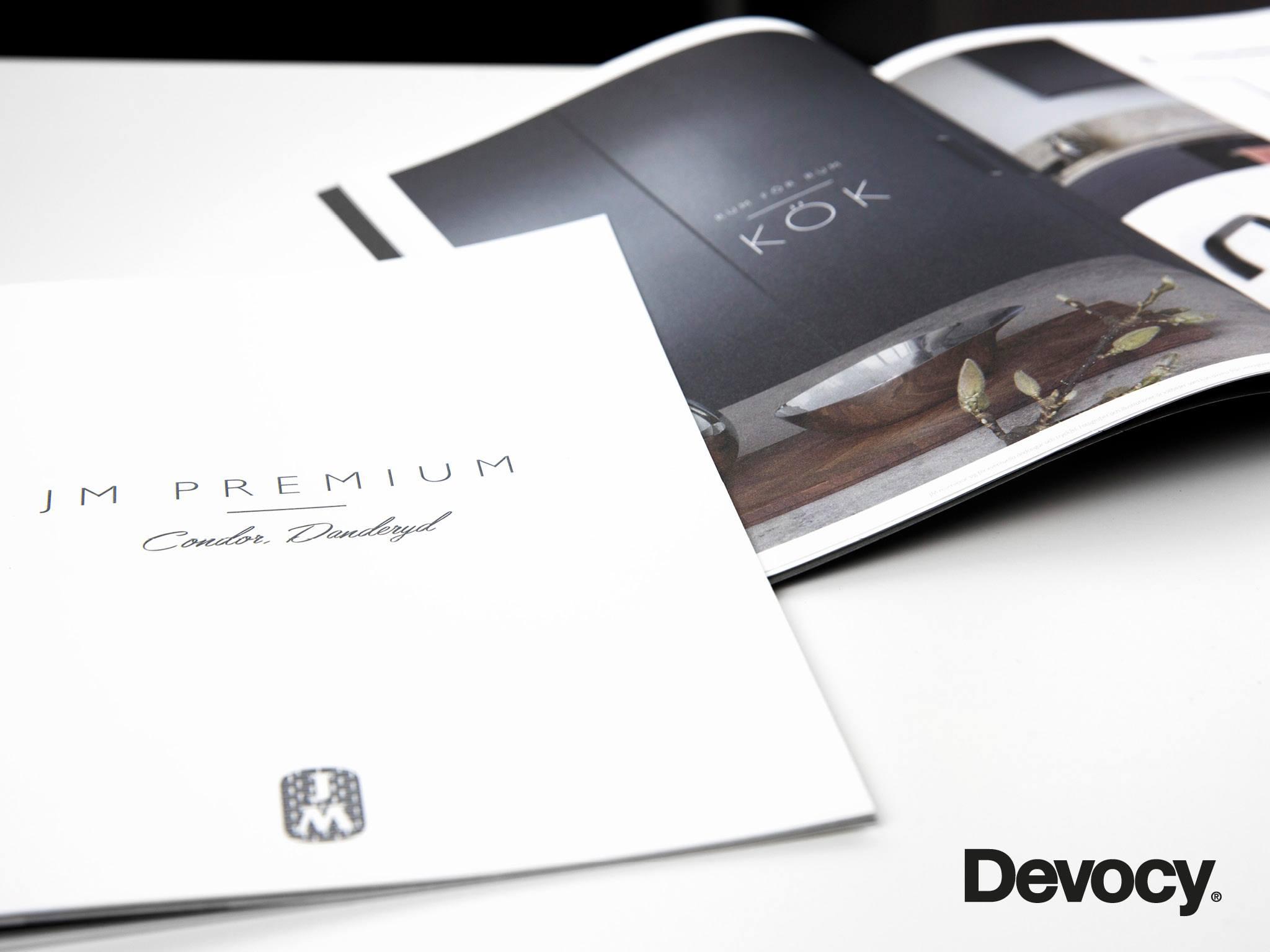 Devocy skapar visuellt koncept för JM Solna